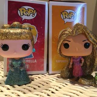 Custom Glitter Pop Vinyls