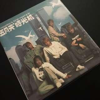 Mayday 五月天 Time Machine 時光機 4th Album CD