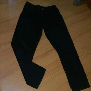 Levi's Boy's Black Jeans