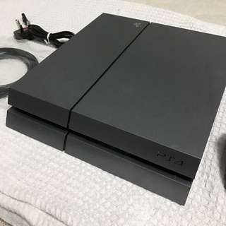 PS4 500GB 1st Gen
