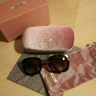 Authentic Miu Miu Sunglasses #MU070S_52