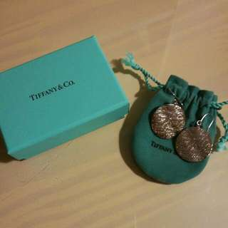 Authentic Tiffany And Co Earrings