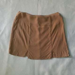 Forever21 Brown Skirt