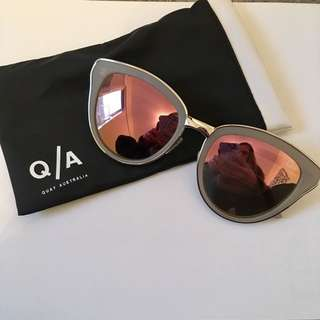 Every Little Thing Quay Sunglasses
