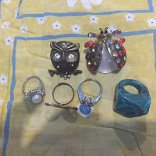 Koleksi cincin