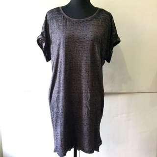 H&M Oversized Tshirt Dress