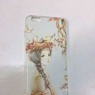 iPhone 6+ Cover + Scresn Protector