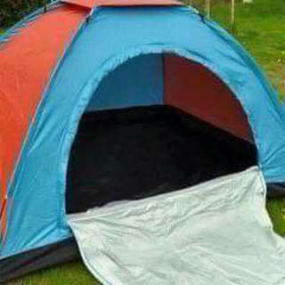 Tent 2-8 persons⛺
