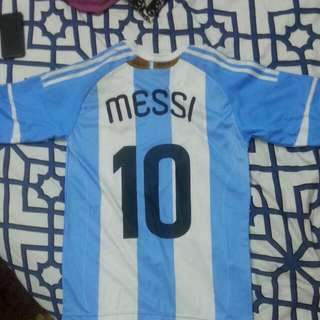Jersey Argentina MESSI