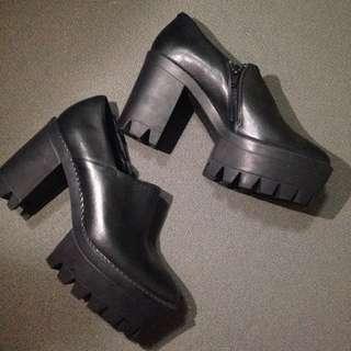 Tony Bianco Platform Boots