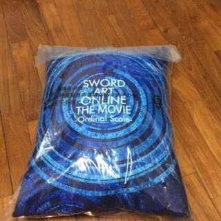 Sword Art Online - Ordinal Scale Kuji Prize C Pillow
