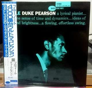 Vinyl: Duke Pearson - Profile