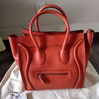 99fe7fdeff8d Celine Medium Tote Bag