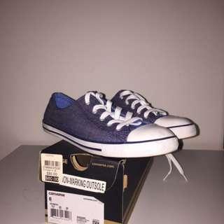 Converse Denim Blue Sneakers