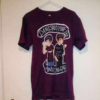Dan And Phil Shirt