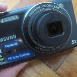 Samsung Digital Camera SH 100