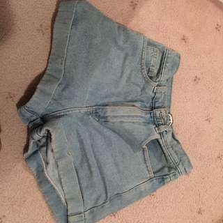 American Apparel Shorts - Size 26, 8-10