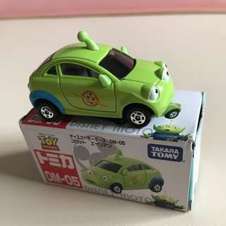 Disney Toy Story Tomica Car