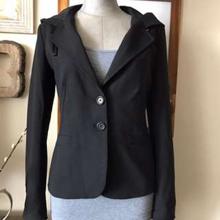 IMPERIAL Hooded Blazer (Made In Italy)