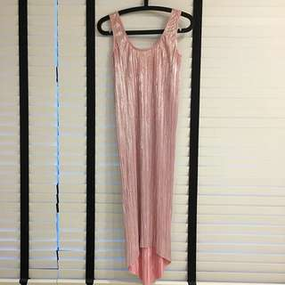 ASOS Shimmy Pink Dress