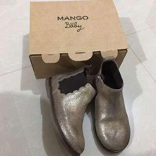 Mango Toddler Boots Glam