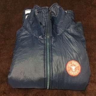 Descente Sleeveless Bubble Jacket