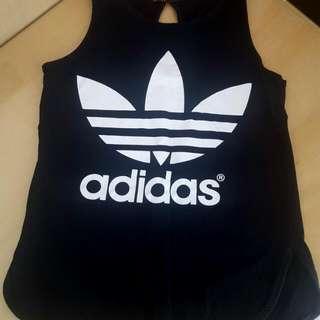 ADIDAS top/t-shirt