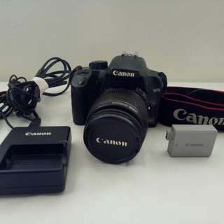 Canon EOS 1000D | Rebel XS | Kiss F SLR 18-55mm