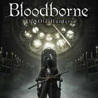 Bloodborne Old Hunter Editions (PS4)