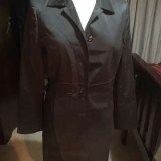 Country Road Size 10 Brown Long Jacket