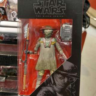 Starwars Figure --- Constable Zuvio