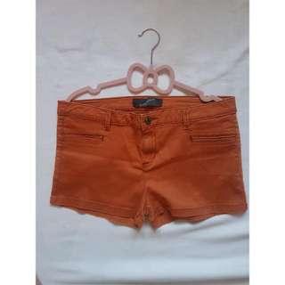 F&H Tangerine Shorts