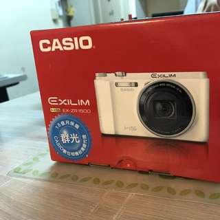 Casio Ex-zr1500 相機