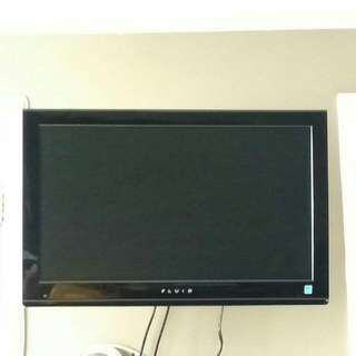 """26"""" Blue Tooth DVD Player 1080P TV/Monitor"""