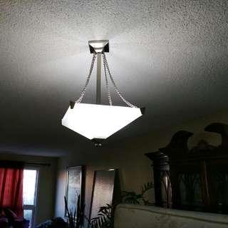 A Beautiful Dining Room Light