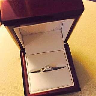 VS Diamond Ring