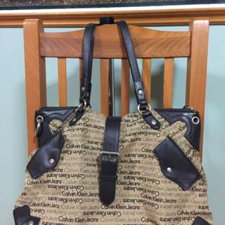 Calvin Klein Authentic Bag