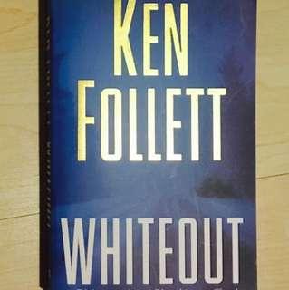 Whiteout by Ken Follet