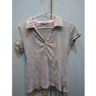 🚚 Hang Ten灰色運動短衫