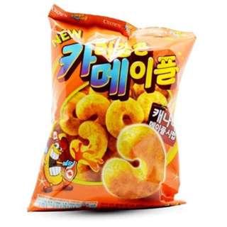 🚚 Crown皇冠大脆果-楓糖口味74g