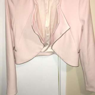 Forever New Baby Pink Jacket