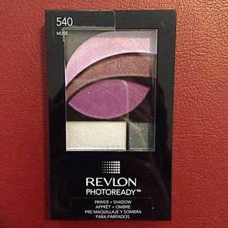 New Discontinued Revlon Photoready Eye Shadow Pallet Purple