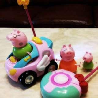 佩佩豬遙控車