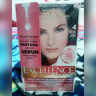 Loreal Excellent Creme Natural Brown -4
