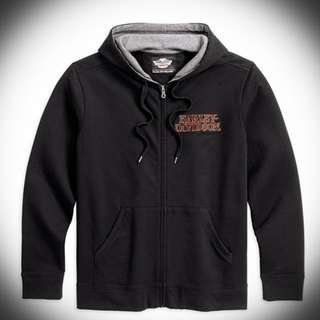 Authentic Harley Davidson Hoodie Sweater Size M