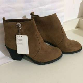HnM Ankle Boots