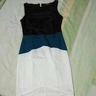 Dress Bodycon Merk Fullstop