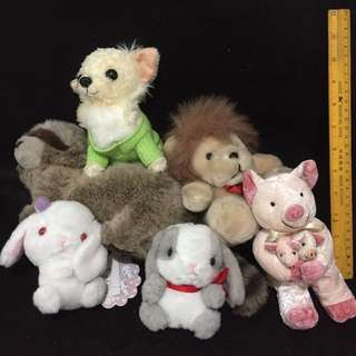 AUTHENTIC ANIMALS STUFF TOY