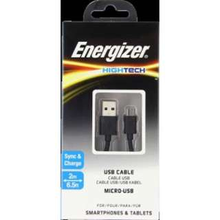 Energiser Micro USB Charging Cable