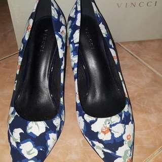Vincci Heels Floral Design